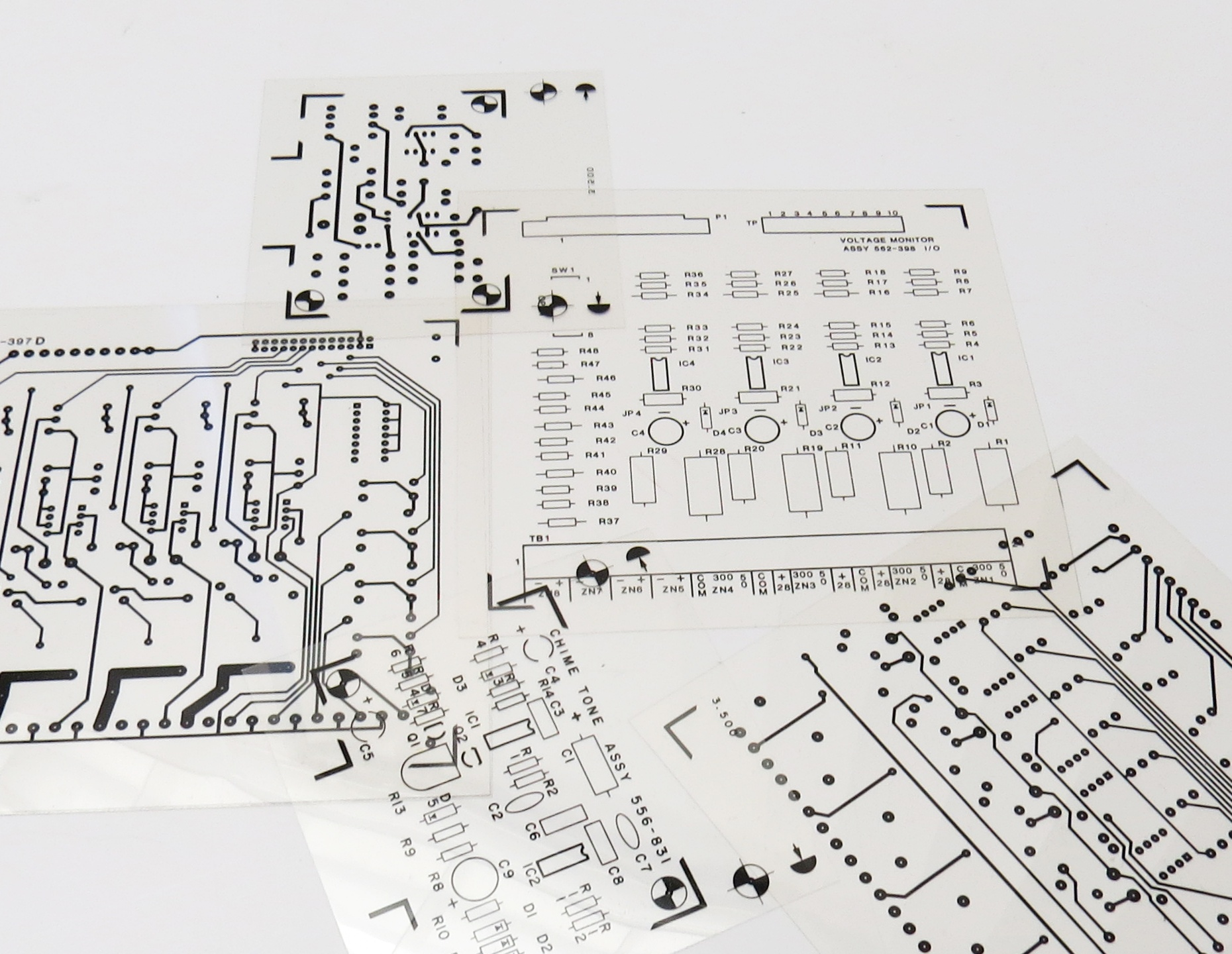 printed circuit board manufacturing  then and now
