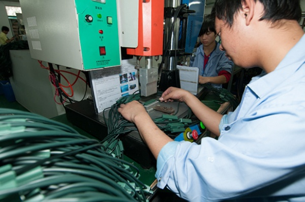 Cable Assembly Manufacturing in Asia