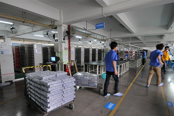 Battery Pack Manufacturing in Asia