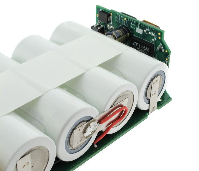 Battery Pack Using Cell Balancing