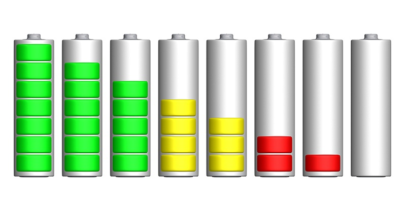 Charging Status of a Battery