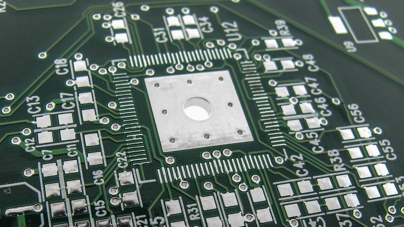 PCB with HASL / Lead Free HASL Surface Finish
