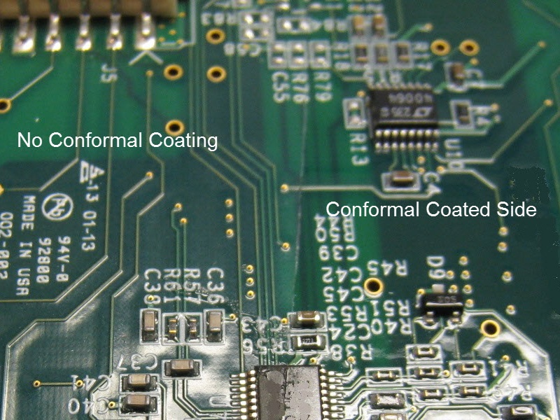 Conformal Coating on PCB