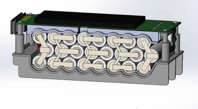 Custom Battery Pack Concept