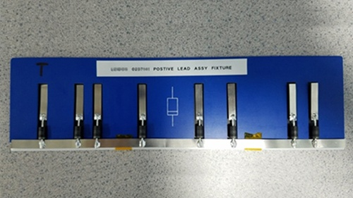 Diode Harness Assembly Fixture