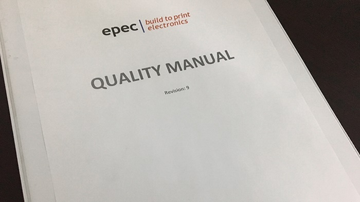 Epec Quality Manual