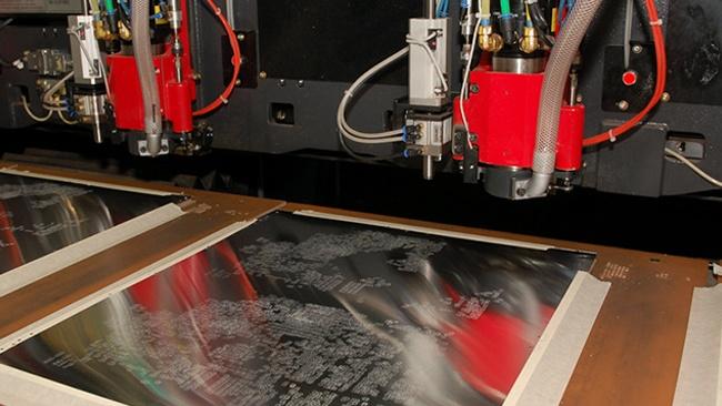 General Purpose CNC Drill Machine Used in PCB Manufacturing