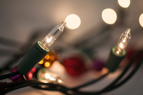 Holiday Christmas Lights