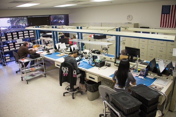 Epec's User Interface Engineering and Cable Assembly Facility in Largo FL