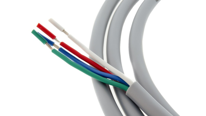 Example of a Jacketed Cable