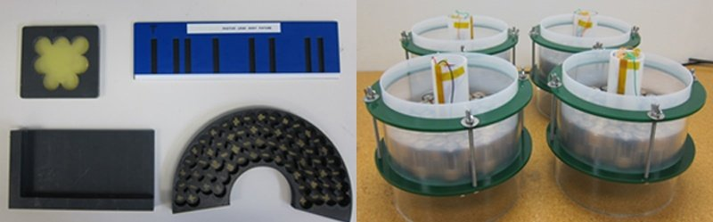 Low Cost Battery Pack Tooling Fixtures