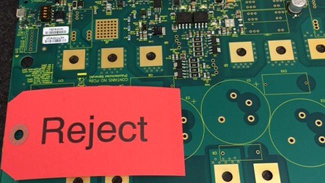Non-conformances in PCB Manufacturing