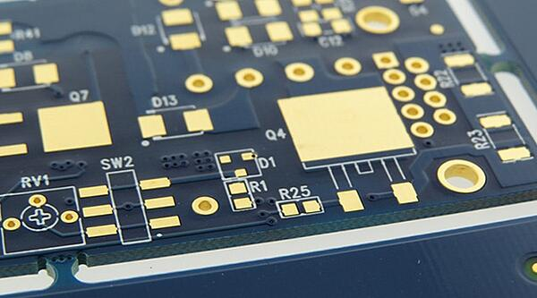 PCB Manufactured with ENIG Surface Finish