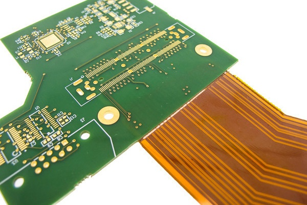 rigid flex printed circuit board design