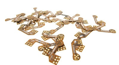 Small Flexible Circuit Boards Used in a Medical Device