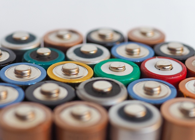 Using Alkaline Batteries in Your Application