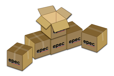 Epec Shipping Boxes