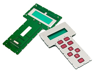Advanced Membrane Switch Style User Interface