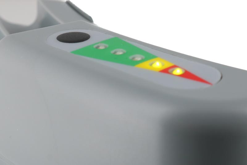 Correctly monitoring the battery can allow a customer to determine when the battery pack will need to be replaced.