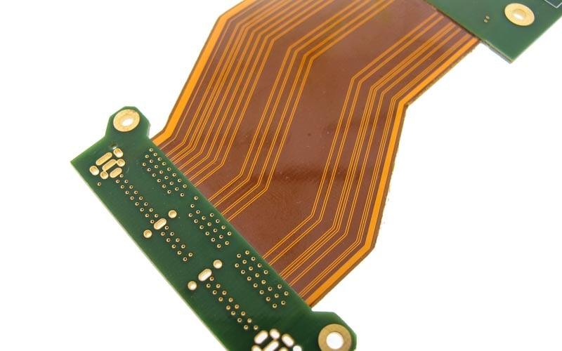 rigid flex pcb with controlled impedance