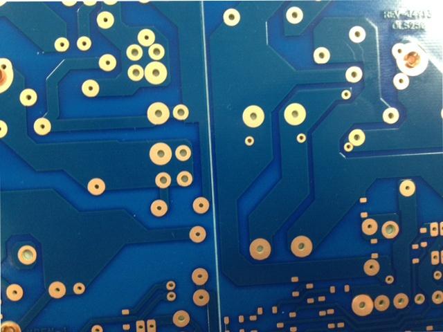 PCB with Organic Solderability Preserve (OSP) Finish