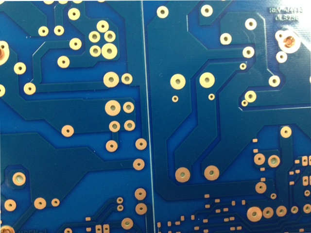 PCB with Organic Solderability Preserve (OSP) Finish
